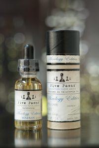 E-liquide Lucena, gamme Mixologie, Five pawns