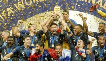 Coupe du monde et vape