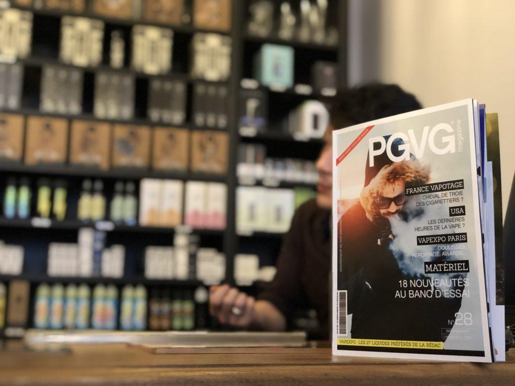 PGVG magazine Végétol