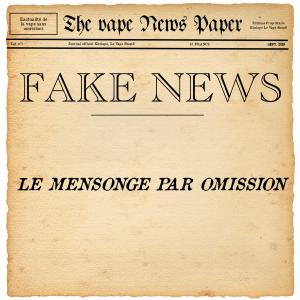 Fake news e cig