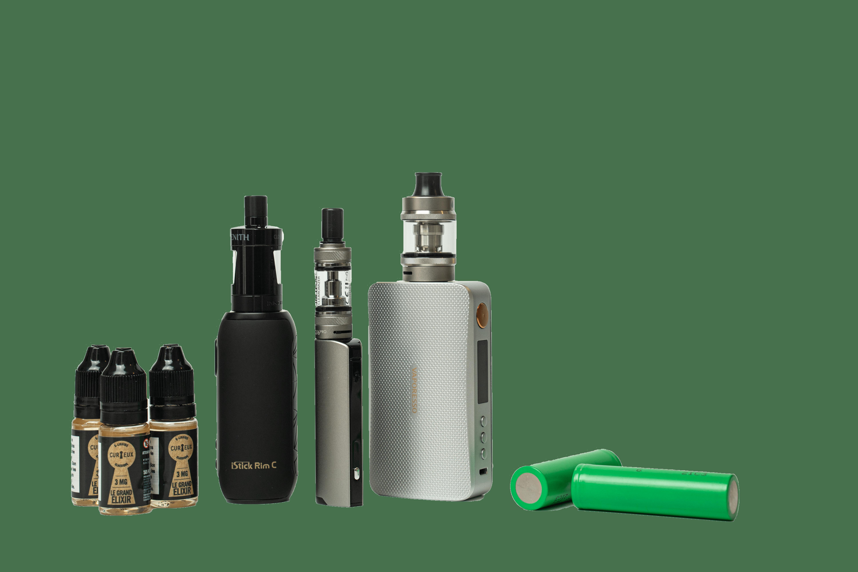 Packs complets fumeurs kitclope